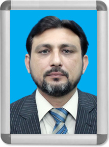 Mr. Pervaiz Khan Khattak (KPK Region)